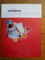 PUBLICITE ANCIENNE PUB ADVERT - Rhum Negrita
