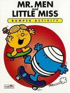 Mr Men and Little Miss: Bumper Activity by Roger Hargreaves (Paperback, 2002)