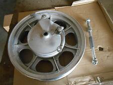 Kawasaki Vulcan VN750 VN 750 VN750A 1994 rear back wheel rim axle 3.50x15