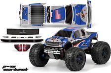 AMR Proline Ford F150 Raptor SVT 4X4 Truck Slash RC Graphic Decal Kit 1/10 WRHWK