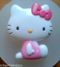 Hello Kitty  - BIG ONE - silicone mould - food use, resin., fimo