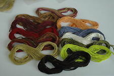 Gloriana Tudor Silk Thread--20 skeins