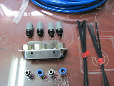 DIFF BREATHER KIT UNIVERSAL 4 POINT SYSTEM SUITS HILUX BARGAINTOYOTA