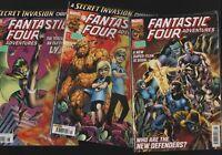 Marvel Comics - Fantastic Four Adventures - #6 #7 #8 Bundle    c2.452