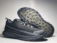 Nike ACG Air NASU Black Cargo Khaki Hiking (CV1779-001) Men's Shoes Size 11.5
