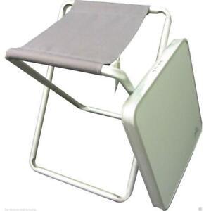 Via Mondo Aluminium Leisure Table/Stool