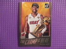 Miami Heat Modern (1970-Now) Basketball Trading Cards