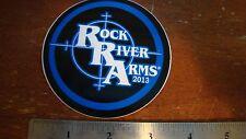 Rock River Firearms Blue Decal Sticker