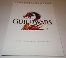 Guild Wars 2 Quick Reference Map Stand Limited Edition Companion RPG Video Game