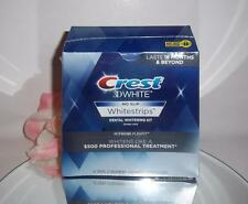 Crest No Slip Whitestrips Supreme Flexfit Professional Teeth Whitening 42 Strips