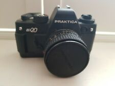 Praktica BX 20 35mm Film Camera + Pentacon 50mm Lens