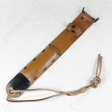 AMERICAN PARATROOPER M6 LEATHER SHEATH - WW2 REPRO