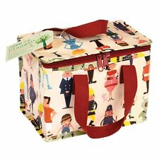 Dotcomgiftshop world of work design recyclé isolé cool chaud sac à lunch