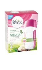 Veet Easy Wax Naturals Electrical Roll-On Kit BNIB