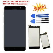 For TP-LINK NEFFOS C7 TP910A LCD Display+Touch Screen Assembly Replacement Tools