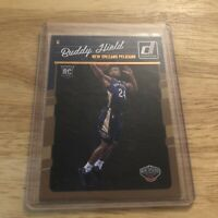 2016-17 Donruss Basketball #156 Buddy Hield RC New Orleans Pelicans Rookie Card
