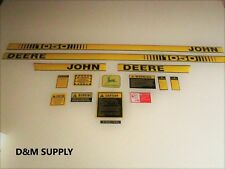 To fit John Deere 1050 decal set with caution kit and Logo