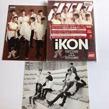 iKON DUMB & DUMBER Digipak CD+DVD+POSTCARD JAPAN