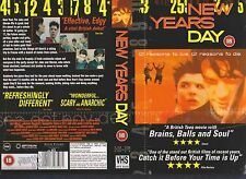 New Years Day, Andrew Lee Potts Video Promo Sample Sleeve/Cover #10109