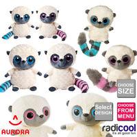 Aurora YOOHOO RANGE PLUSH Cuddly Soft Toy Teddy Kids Gift Brand Brand New