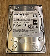 "1TB HDD Toshiba Disco Duro 2.5"" Interno (MQ01ABD100) 5400RPM"