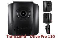 TRANSCEND-Dashcams DrivePro™ 110 With Sony High-Sensitivity  Sensor+16G Card