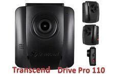 TRANSCEND-Dashcams DrivePro™ 110 /Sony High-Sensitivity  Sensor with 16G Card