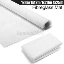 6-24m Fibreglass Surface Tissue Mat Strand 30gsm Alkali-free White Fiber Glass