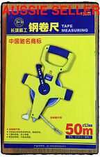 50m Meter Fiberglass Measuring Tape