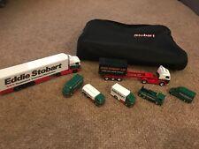 eddie stobart Corgi Toys Truck Set In Good Condition