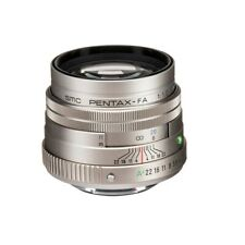 Pentax smc PENTAX-FA 77mm f/1.8 Limited Lens Built-In Lens Hood Silver NEW