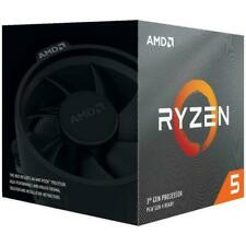 AMD AM4 Ryzen 5 3600X Hexa-Core 3.80GHz Processore in Scatola (100-100000022BOX)