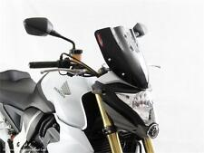 Honda CB1000R 08 17 Light Screen Shield Windshield 330mm Gray - Powerbronze
