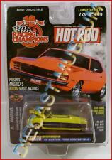 1950 '50 CUSTOM FORD CONVERTIBLE HOT ROD MAGAZINE RACING CHAMPIONS RC DIECAST