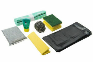10 Packs x 10 Piece Welcome Pack Guest Cleaning Kit For Holiday Lets, Caravans