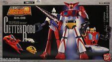 Used Bandai GETTER ROBO Soul of Chogokin GX-06