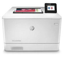 HP Color LaserJet Pro M454dw A4 Printer NEW IN SLIGHTLY DAMAGED BOX