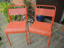 Gartenstühle Eisen. # 1