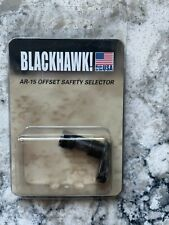Blackhawk Tactical Right Hand Offset Safety Selector Steel Black 71SS03BK NEW