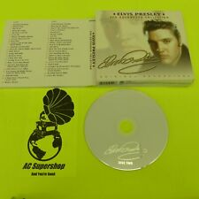 Elvis Presley autograph collection - 2 CD - CD Compact Disc