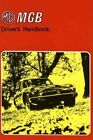 Mg Mgb Us Owner Handbook, Paperback by Brooklands Books Ltd., Brand New, Free...