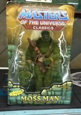 Mattel Matty Masters Of The Universe Classics MOTUC Moss Man New Action Figure
