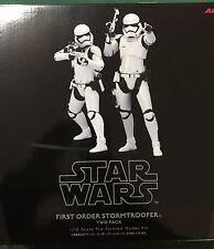 New Kotobukiya Star Wars First Order Stormtrooper Two Pack 1/10 Scale ArtFX+