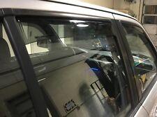 WEATHERTECH RAIN GUARDS FOR HONDA CRV 1997-2001 72050 LIGHT SMOKE