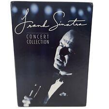 Frank Sinatra: Rare Concert Collection - Complete DVD Set 5 Discs