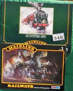 L540 2 vintage Mainline catalogues Vol 1 (1976) and 1980