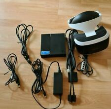 SONY PLAYSTATION 4 VR BRILLE ► PS4 VIRTUAL REALITY HEADSET ◄ CUH-ZVR1
