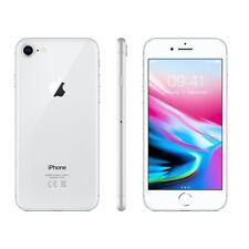 IPHONE 8 RICONDIZIONATO 64GB GRADO B BIANCO SILVER ORIGINALE APPLE RIGENERATO