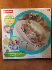 Fisher-price My Little SnugaMonkey Special Edition Deluxe Bouncer New In Box