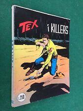 TEX GIGANTE n.160 I KILLERS L.250 Ed.Araldo (ITA 1° Ed 1974) Fumetto MB